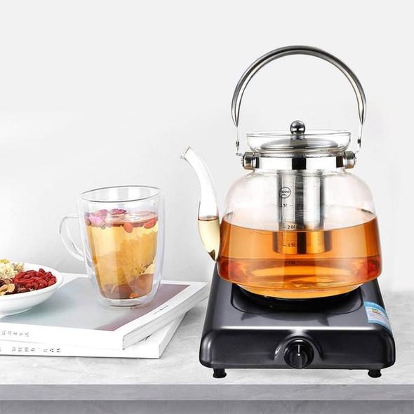 Glass Teapot 1.6L