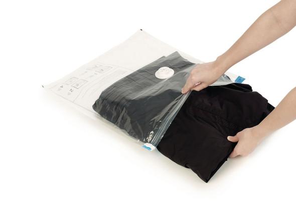 Set Of 4 Multipurpose Vacuum Storage Bags