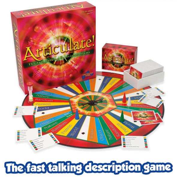 Articulate Board Game