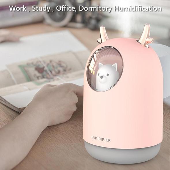 Cute Pet USB Ultrasonic Humidifier