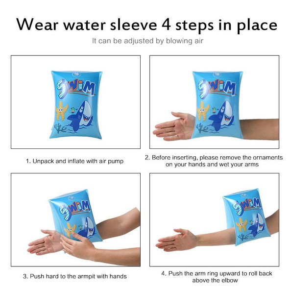 Baby Swim Floats Arm Bands