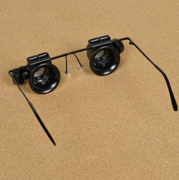 Dual Lens Magnifying Glasses