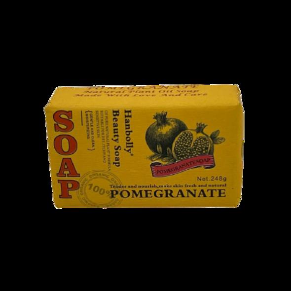 Hanbolly Pomegranate Beauty Soap