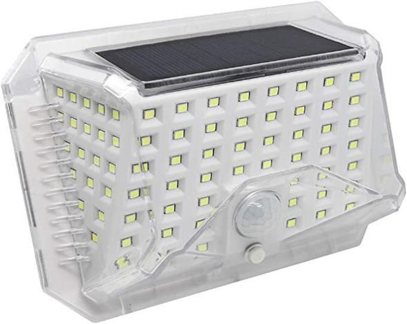 LED Solar Motion Sensor Light
