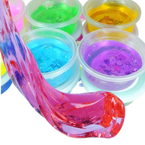 Magic Bubble Clay- 6 Pack