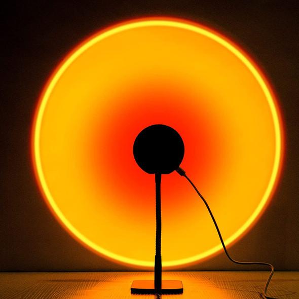 LED Sunset Projection Light
