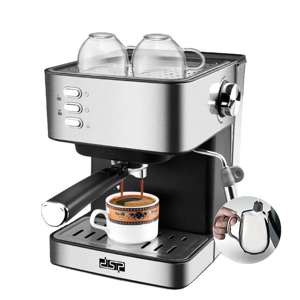 DSP Espresso Coffee Maker 850W KA3028
