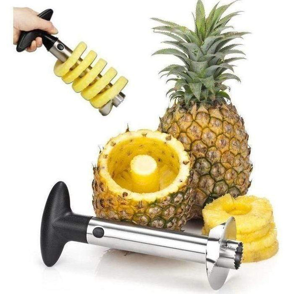 Pineapple Slicer & 2 in 1 Clever Cutter