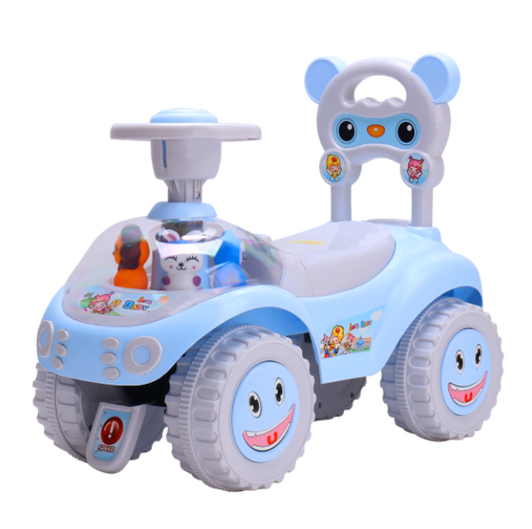Floor To Foot Ride On Car For Kids