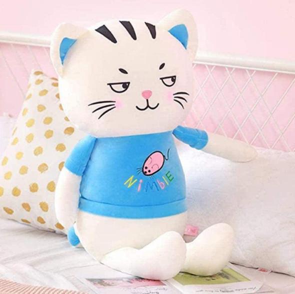 Lovely Cat Plush Toy Nimble