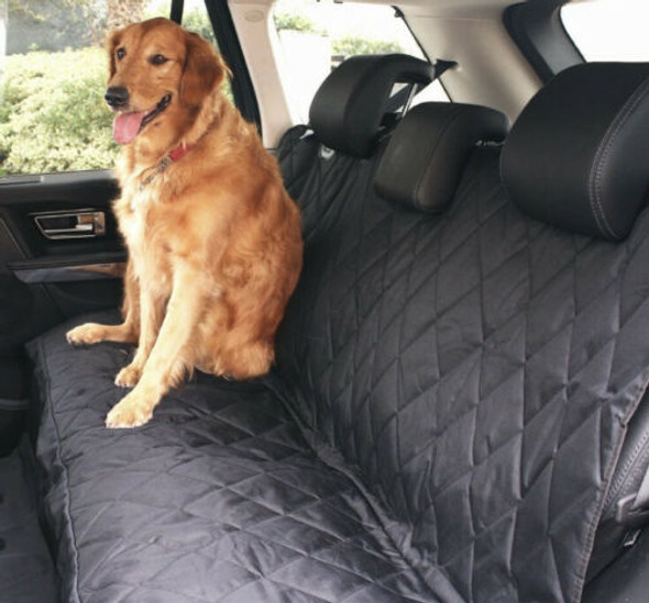 Pet Car Seat Cover With Ties