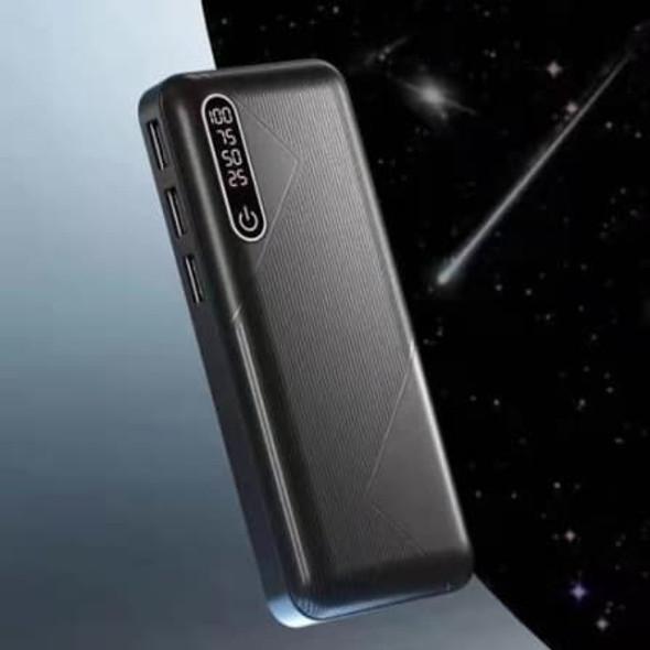 3 USB Portable Mobile Power Bank 20 000mAh