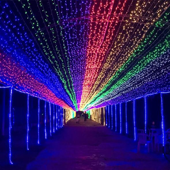 50m LED String Lights
