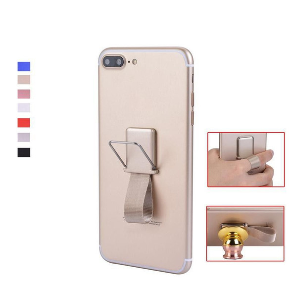 Magnetic Grip with Stand for Smartphones GGS-013