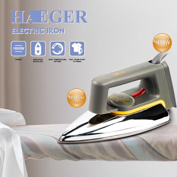 Haeger Electric Iron
