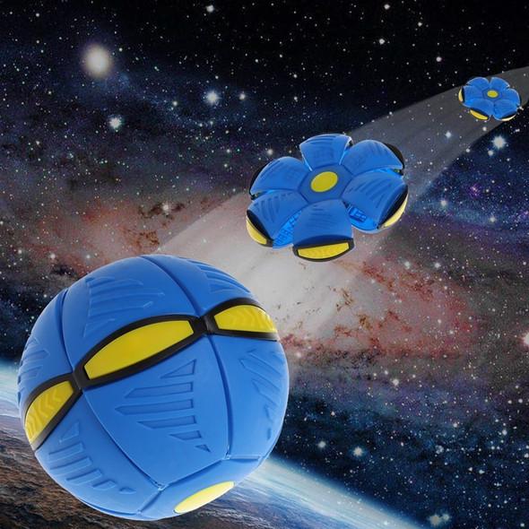 Flat Disc Throwing Ball