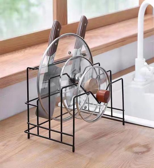 Stainless Steel Kitchen Organizer