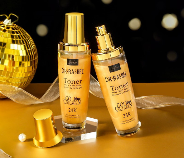 Dr.Rashel 24K Gold Collagen Toner