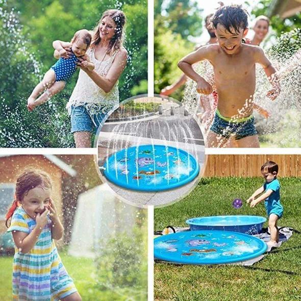 Summer Children's Baby Water Mat 170cm