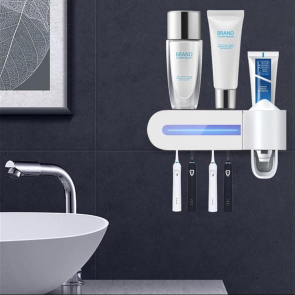 3 In 1 UV Toothbrush Holder