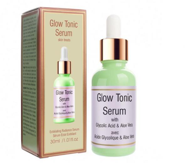 Glow Tonic Exfoliating Radiance Serum 30ml - 2pcs