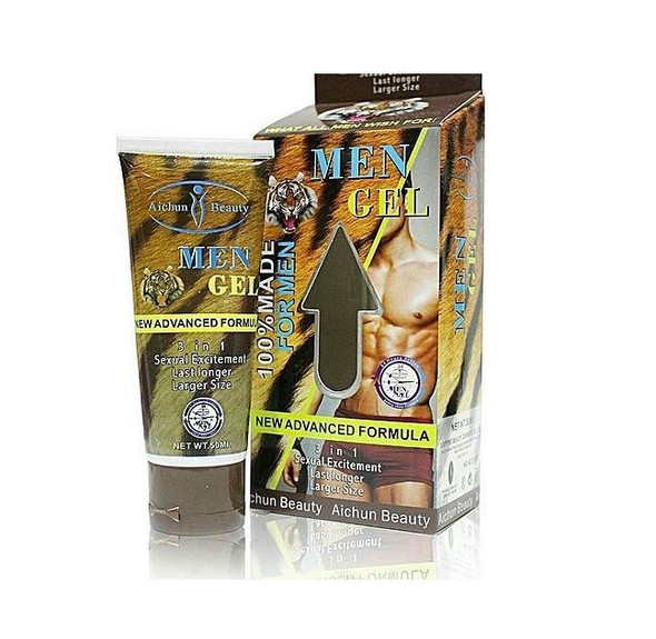 Aichun Beauty Pack of 2 Men Enlarging Gel