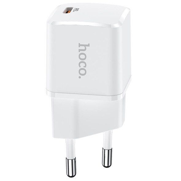 Hoco N10 Starter Wall Charger Single Type-C PD20W
