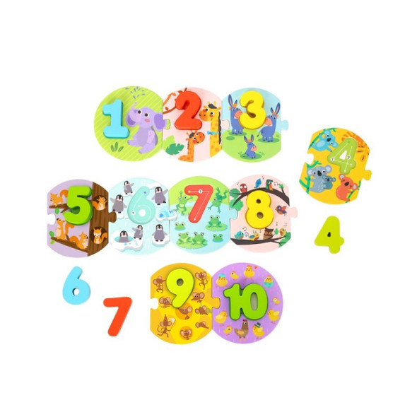 Nuovo Wooden Puzzle