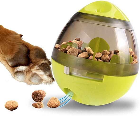Pet Treat Interactive Ball