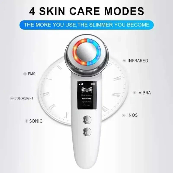 Radiofrequency Anti Aging Facial Lifting Machine