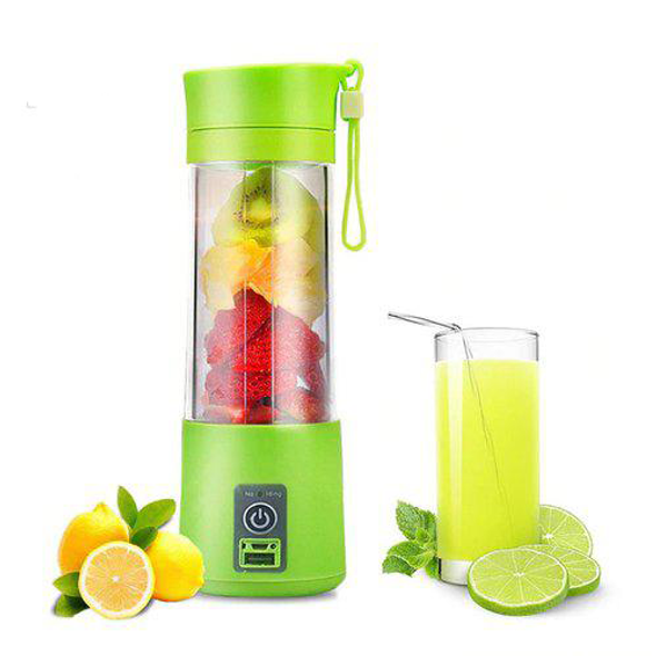 Rechargeable Juice Blender With Power Bank