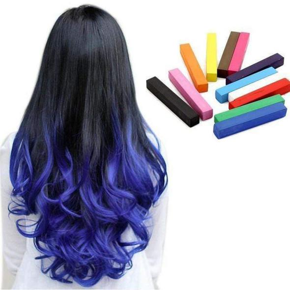 6 Colour Set Hair Chalk