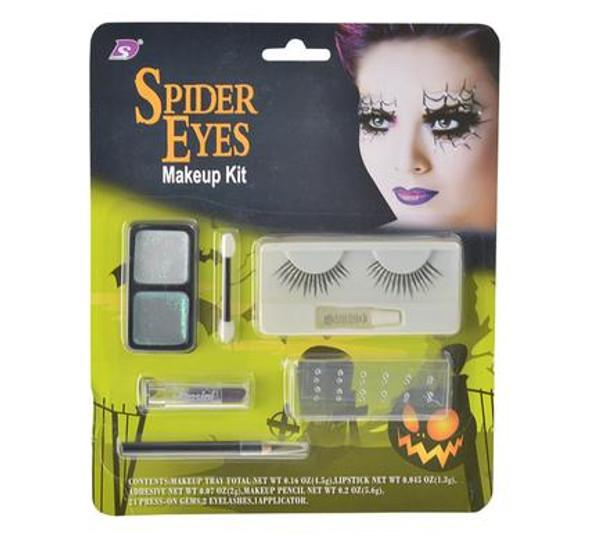 Spider Queen Eye Makeup Kit