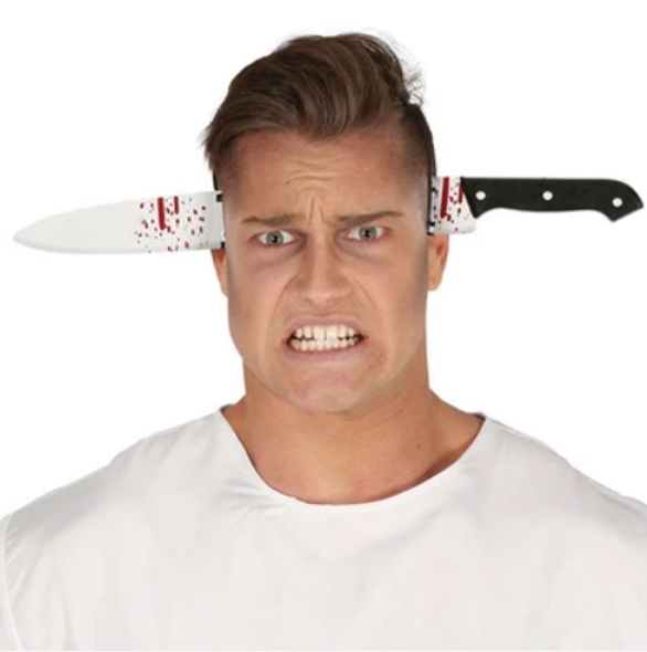 Bloody Knife Headband