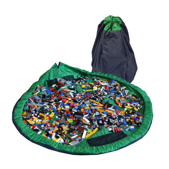 Jeronimo - Foldable Toy Clean-Up Bag