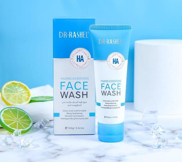Dr Rashel Hyaluronic Acid Moisturizing Face Wash