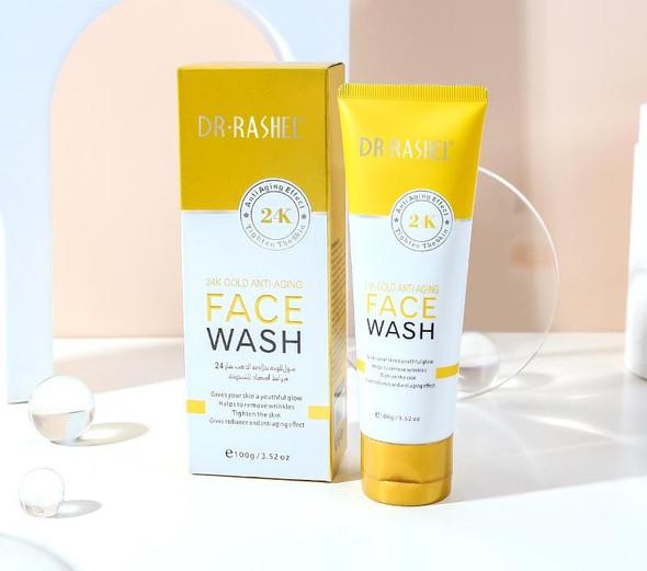 Dr Rashel 24K Gold Anti-Aging Face Wash