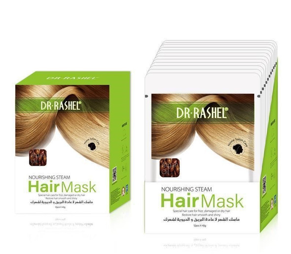 Dr Rashel Nourishing Steam Hair Mask