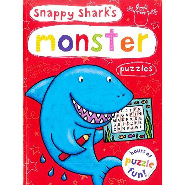 Snappy Sharks Monster Puzzles