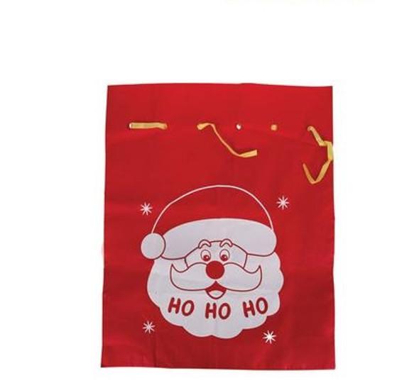 Xmas Dress Up Santa Bag Jumbo 110x90cm