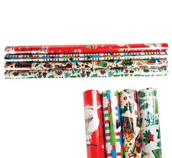 Xmas Stationery Gift Wrap