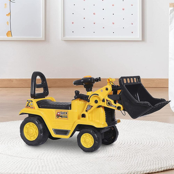 Little Bambino 3 in 1 Construction Ride On Toy