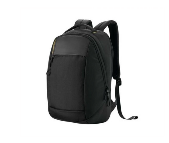 Volkano Trim Series Backpack with Padded Laptop Compartment and Trolley
