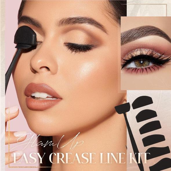 Eyeshadow Crease Line Kit