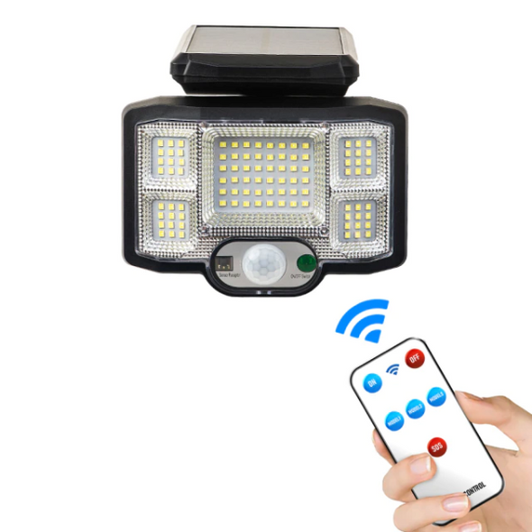 LED Solar Light Remote Control