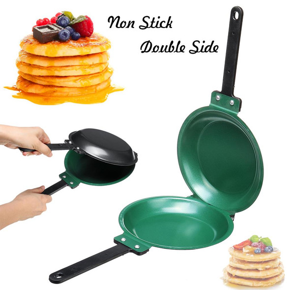 Double Side Non-Stick Ceramic Coating Pan
