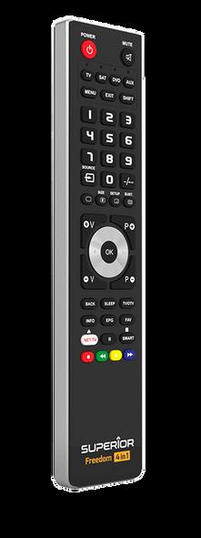Freedom USB 4 In 1 (Black )-Remote Control - CPO