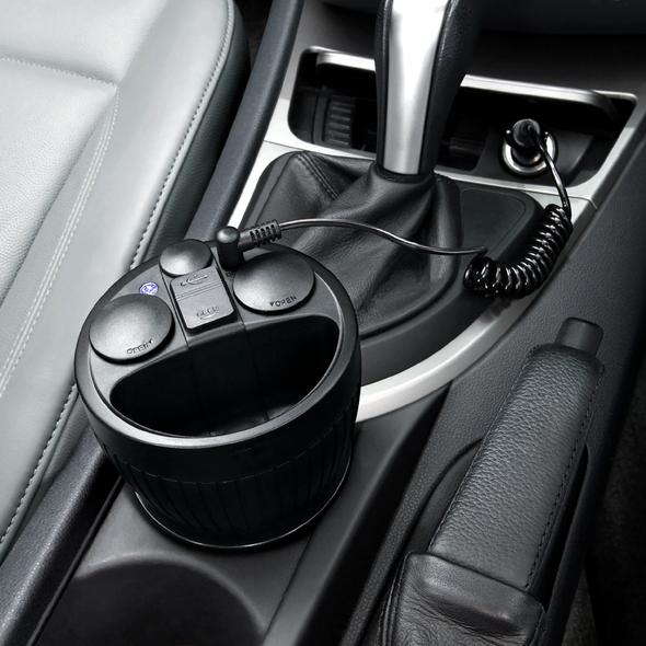 Car Cup Charger & Cigarette Lighter