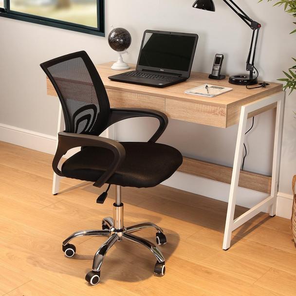 Focus Office Desk Chair - Black