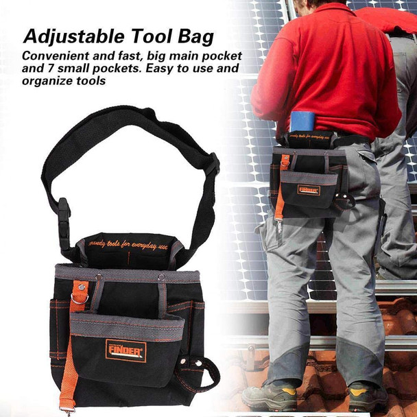 Multi-Tool Organizer Bag